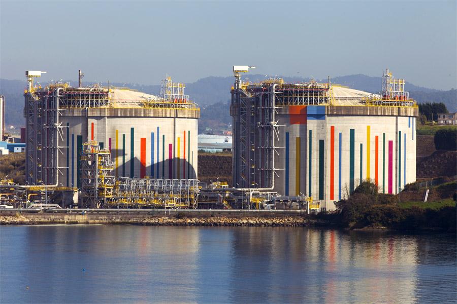 terminal de gas natural licuado